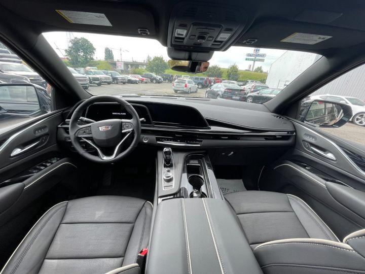 Cadillac ESCALADE ESV Sport V8 6,2L Noir - 10