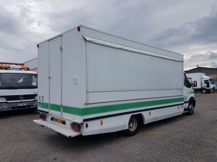 Camión Renault Mascott Almacén - Venta detalle 110.60 - Permis POIDS LOURDS BLANC - VERT - 2