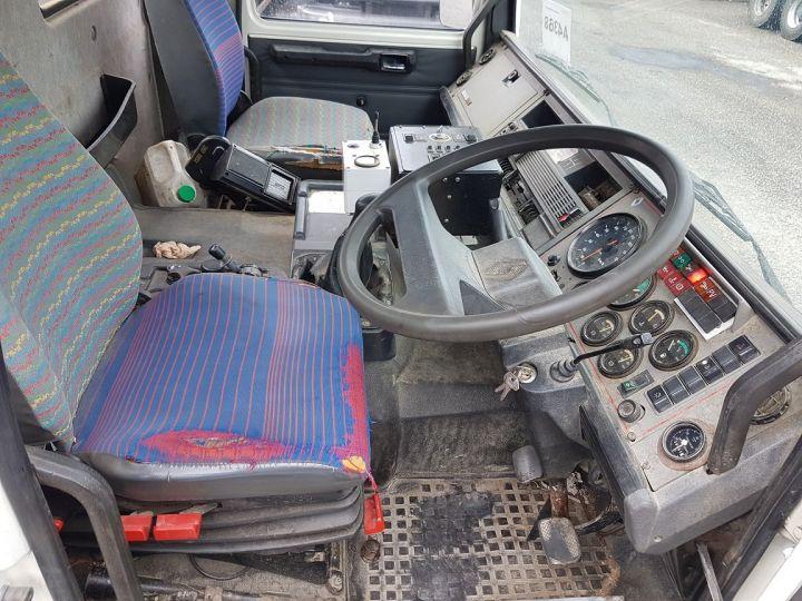Camión Renault Midliner Barredora aspiradora M160.11 SEMAT A500 - Sans carte grise BLANC - VERT - 18