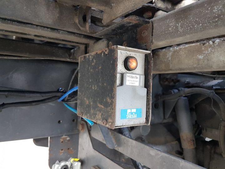 Camión Daf XF105 Caja abierta 510 6x2/4 SPACECAB BLANC et VERT - 16