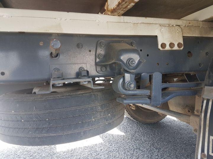Camión Daf LF Caja cerrada 45.150 BLANC - 8