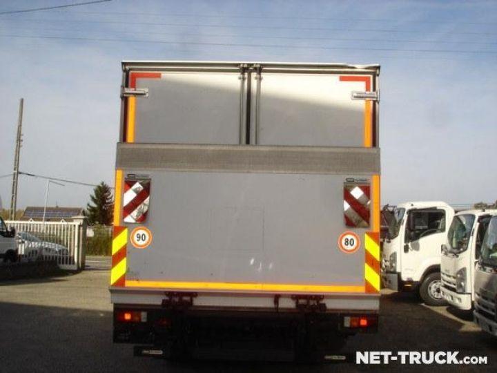 Camión Isuzu NQR Caja cerrada + Plataforma elevadora  - 4