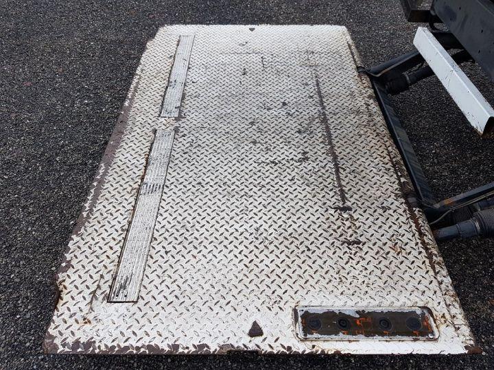 Camión Renault Midlum Caja cerrada + Plataforma elevadora 180dci.13 euro 3 BLANC - 8