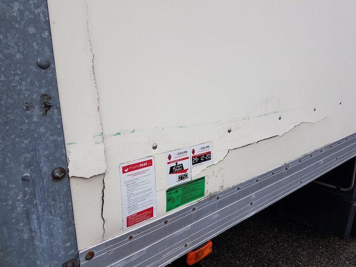 Camión Renault Midlum Caja cerrada + Plataforma elevadora 180dci.13 euro 3 BLANC - 11