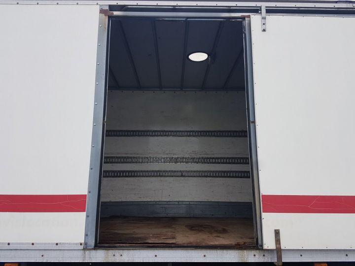 Camión Renault Premium Caja cerrada + Plataforma elevadora 220dci.16 - Moteur en panne / pour pièces BLANC - 9