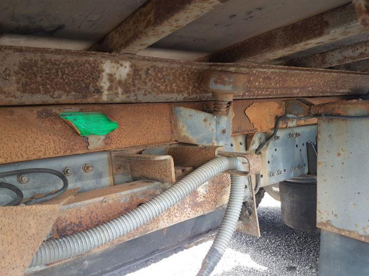Camión Renault Premium Caja cerrada + Plataforma elevadora 270dci.18D - Pour pièces BLANC - 15