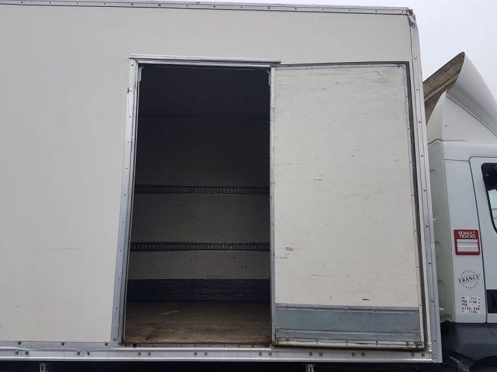Camión Renault D Caja cerrada + Plataforma elevadora MED 12.210dti FOURGON 6m50 BLANC - 9
