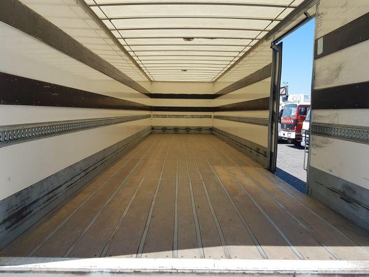 Camión Renault D Caja cerrada + Plataforma elevadora MED 14.280dti Fourgon 9m85 BLANC - 8