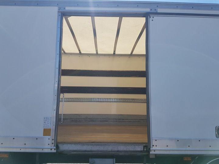 Camión Renault D Caja cerrada + Plataforma elevadora MED 14.280dti Fourgon 9m85 BLANC - 9