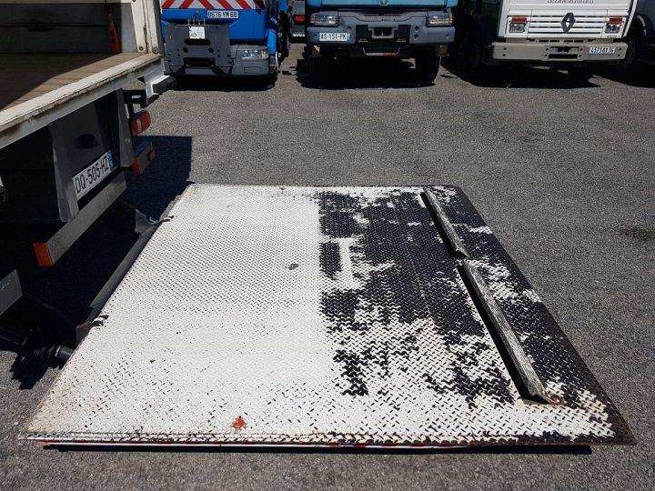 Camión Renault D Caja cerrada + Plataforma elevadora MED 14.280dti Fourgon 9m85 BLANC - 10