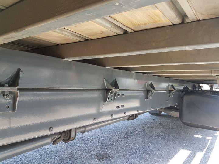 Camión Renault D Caja cerrada + Plataforma elevadora MED 14.280dti Fourgon 9m85 BLANC - 11