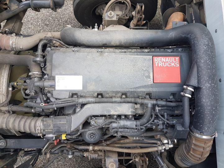 Camión Renault D Caja cerrada + Plataforma elevadora MED 14.280dti Fourgon 9m85 BLANC - 16