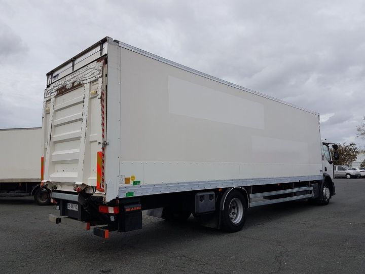 Camión Renault D Caja cerrada + Plataforma elevadora WIDE 19.280dti - Fourgon 9m40 BLANC - 2