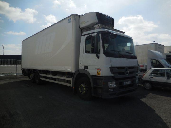 Camión Mercedes Actros Caja frigorífica 2532 NLG EURO 5  - 1