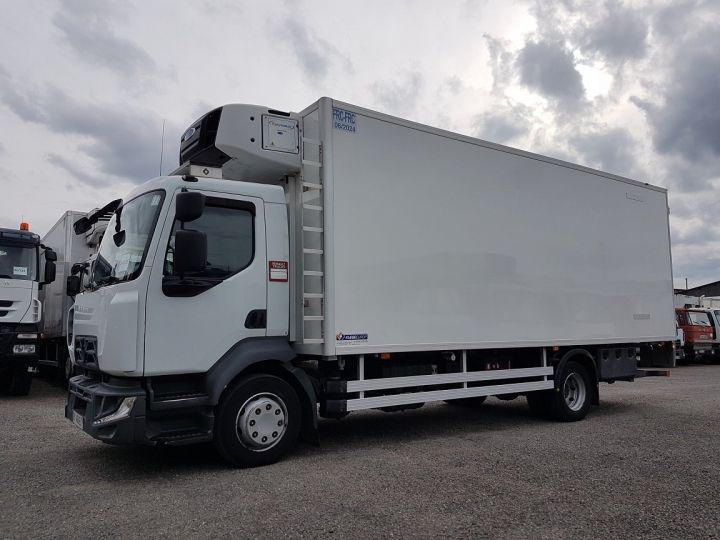 Camión Renault D Caja frigorífica MED 12.210dti euro 6 - FRIGO BI-TEMPERATURE 2018 BLANC - 1