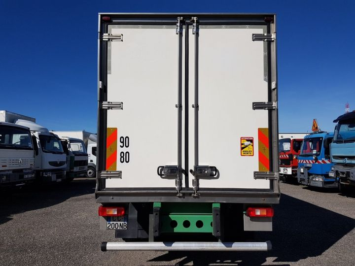 Camión Volvo FL Caja frigorífica 180.12 - FRIGO 25m3 - 154000 kms BLANC - VERT - 6