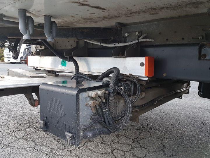 Camión Renault D Caja isotermo 12.210dti  spécial FLEURS BLANC - 18