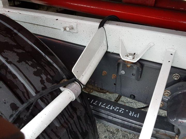 Camión Renault Midlum Cisterna hydrocarburos 280dxi.16 - 11000 litres BLANC - ROUGE - 14