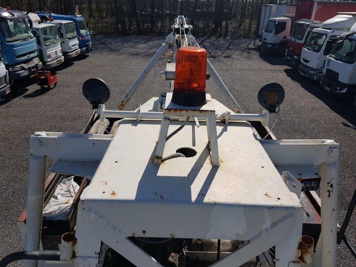 Camión Man DF Coche taller 22.215 DHN 6x4 ORIGINAL BLANC - 7