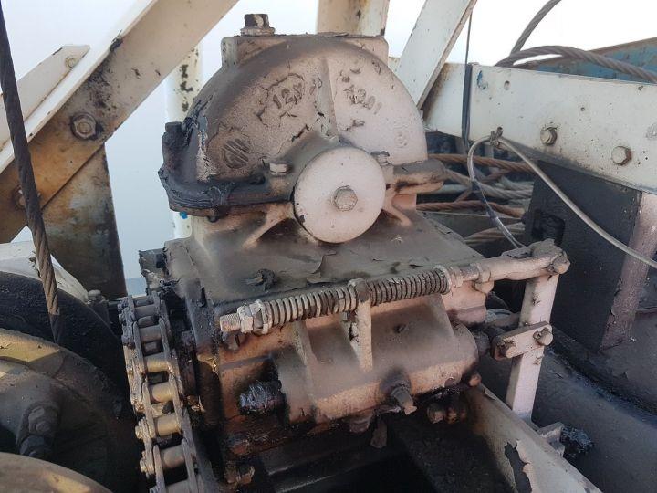Camión Man DF Coche taller 22.215 DHN 6x4 ORIGINAL BLANC - 10