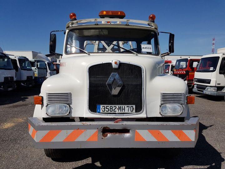 Camión Man DF Coche taller 22.215 DHN 6x4 ORIGINAL BLANC - 12
