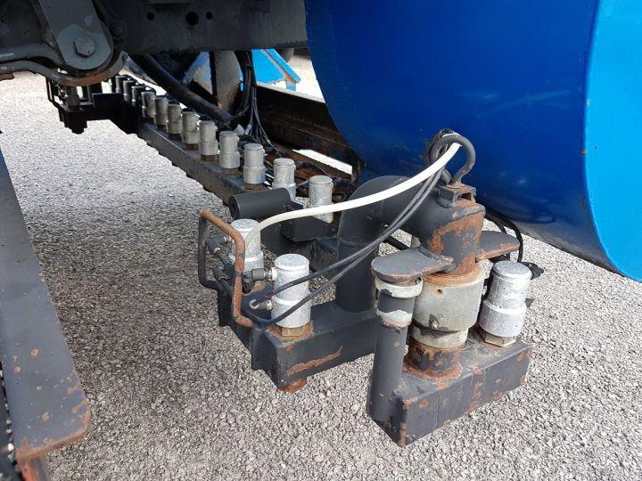 Camión Mercedes LK Mantenimiento carreteras 1214 - POINT-A-TEMPS RINCHEVAL BLANC - BLEU - 13