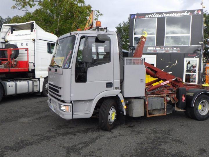 Camión Iveco Multibasculante Ampliroll Gris Orange - 5