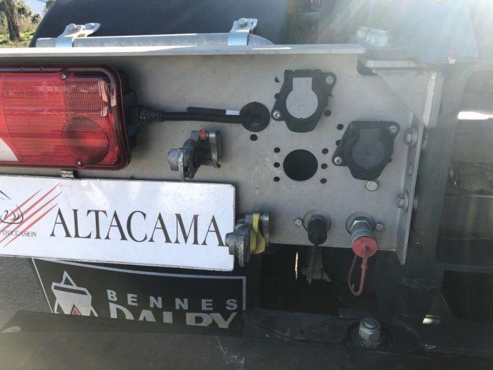 Camión Scania Multibasculante Ampliroll 410 BLANC - 8
