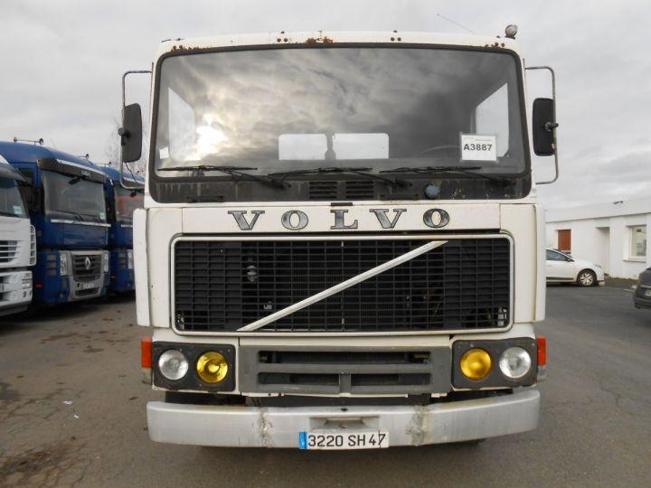 Camión Volvo F Multibasculante Ampliroll 10 4x2 GUIMA 14 - A réparer BLANC - 5