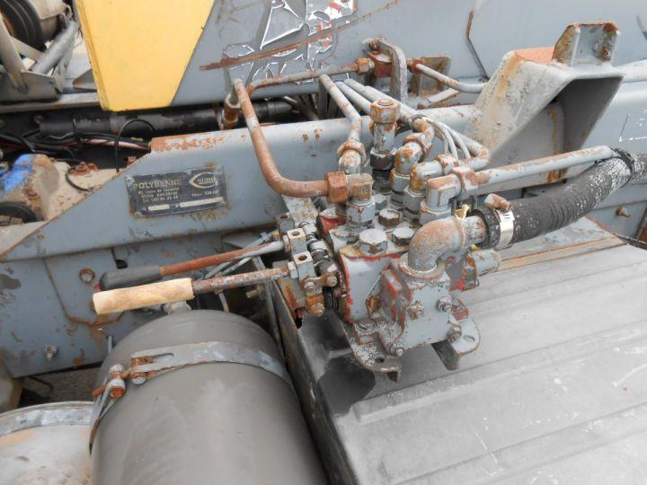 Camión Volvo F Multibasculante Ampliroll 10 4x2 GUIMA 14 - A réparer BLANC - 10