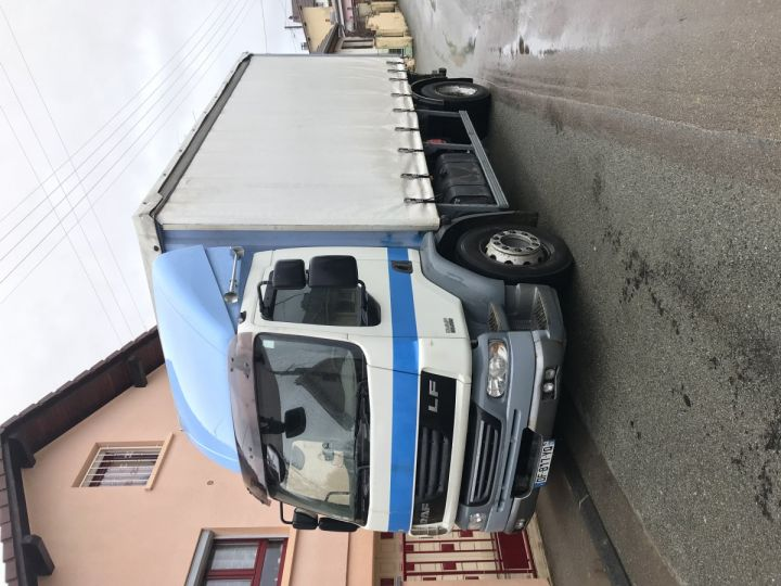 Camion porteur Blanc - 1