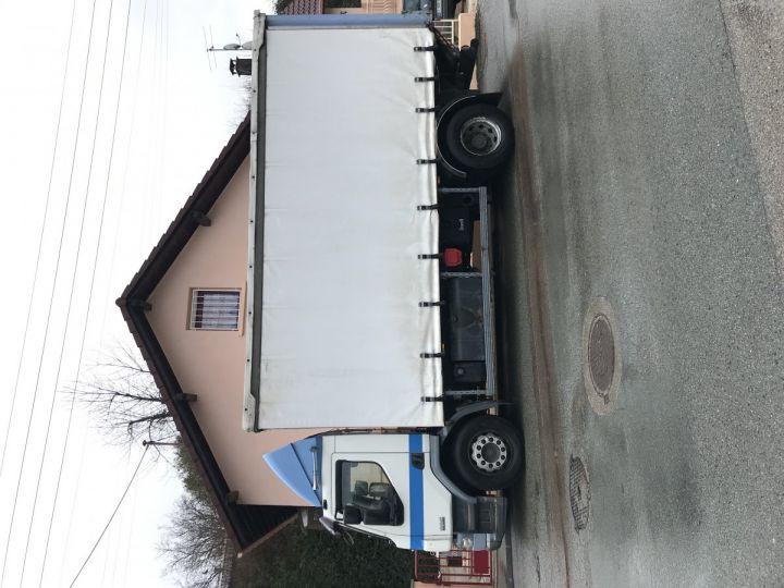 Camion porteur Blanc - 2