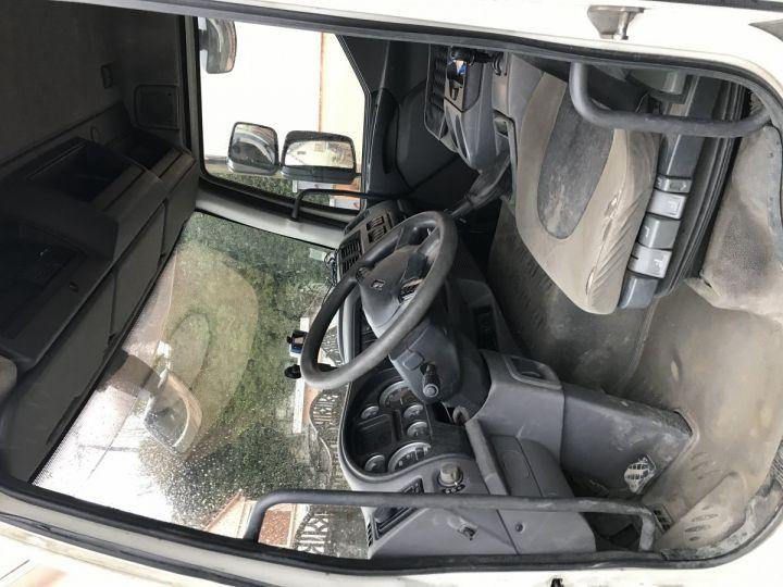 Camion porteur Blanc - 4
