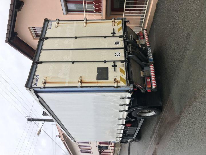 Camion porteur Blanc - 3