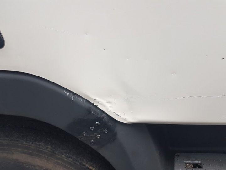 Camion porteur Daf CF Ampliroll Polybenne 85.340 6x2 GUIMA BL16 BLANC Occasion - 16