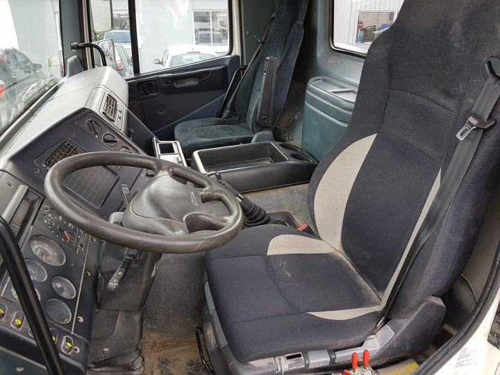 Camion porteur Daf CF Ampliroll Polybenne 85.340 6x2 GUIMA BL16 BLANC Occasion - 18