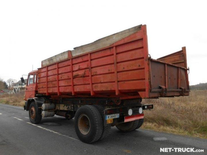Camion porteur Daf FAT Ampliroll Polybenne  - 5
