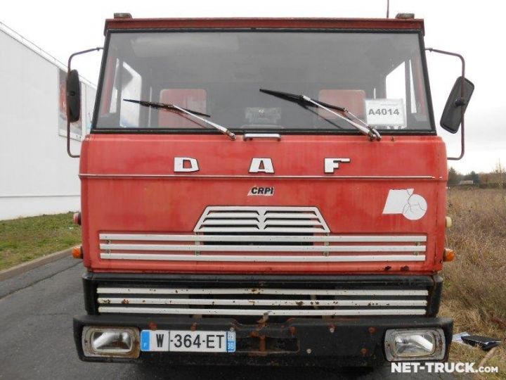 Camion porteur Daf FAT Ampliroll Polybenne  - 10