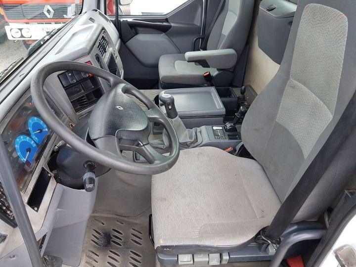 Camion porteur Renault Premium Ampliroll + grue 420dci.26 6x2 J - GUIMA S20 + PK12000 BLANC - 19