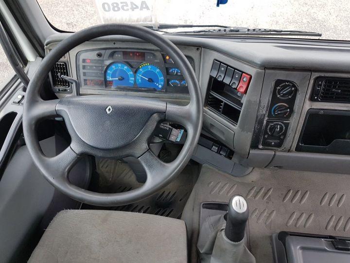 Camion porteur Renault Premium Ampliroll + grue 420dci.26 6x2 J - GUIMA S20 + PK12000 BLANC - 21