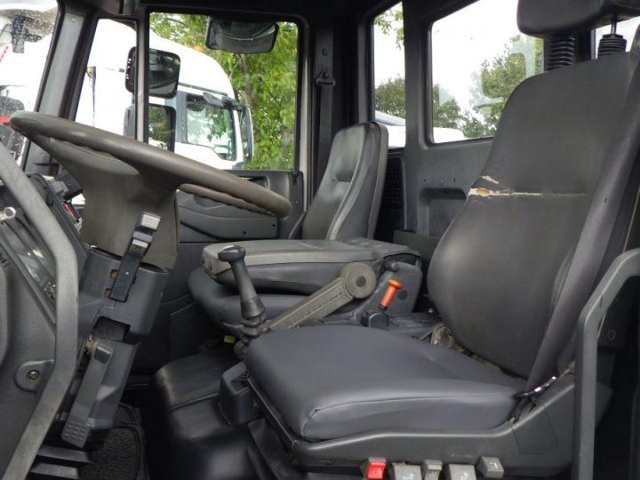 Camion porteur Iveco Ampliroll Polybenne Gris Orange - 4