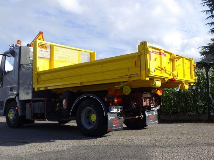Camion porteur Iveco Ampliroll Polybenne Gris Orange - 6