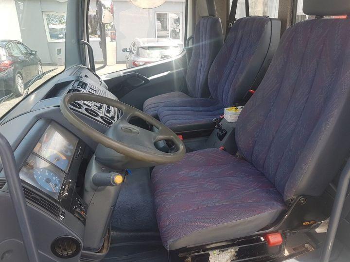 Camion porteur Mercedes Atego Ampliroll Polybenne 917 KN - GUIMA BL6 + 1 benne BLANC Occasion - 16