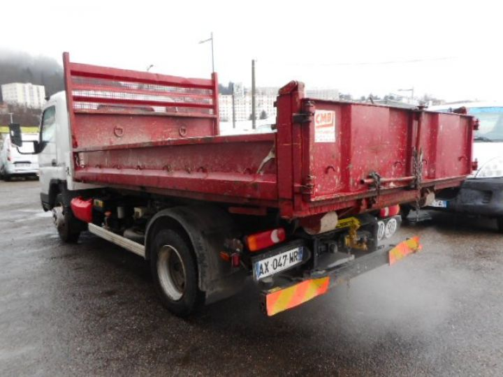 Camion porteur Mitsubishi Canter Ampliroll Polybenne 7C15  Occasion - 3