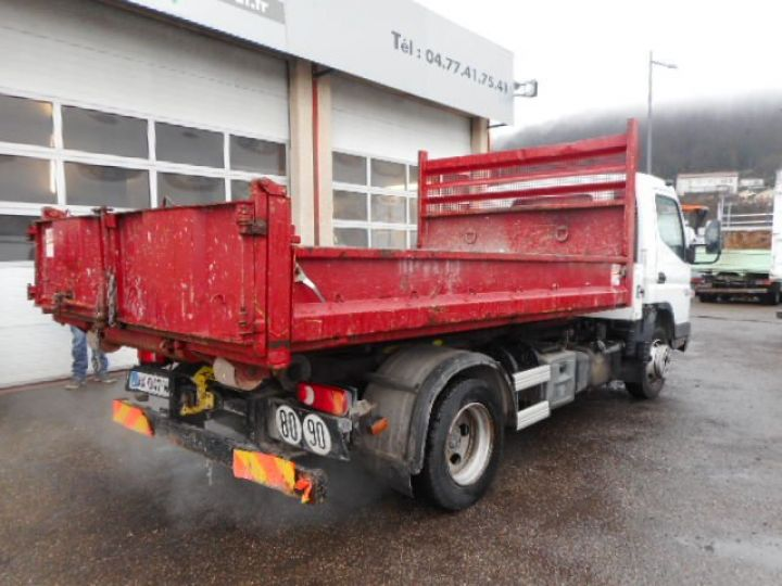 Camion porteur Mitsubishi Canter Ampliroll Polybenne 7C15  Occasion - 4