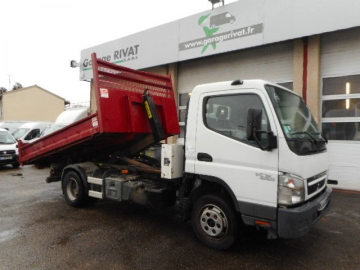 Camion porteur Mitsubishi Canter Ampliroll Polybenne 7C15  Occasion - 5