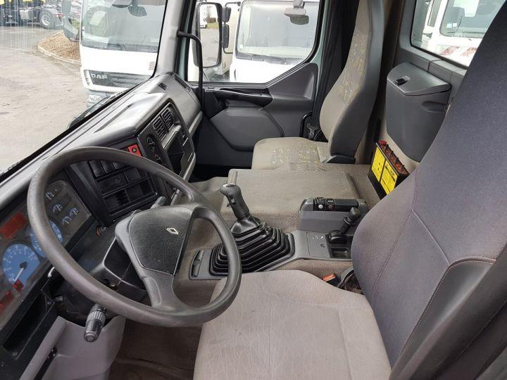 Camion porteur Renault Kerax Ampliroll Polybenne 370dci.19 potence cassée VERT - BLEU Occasion - 19