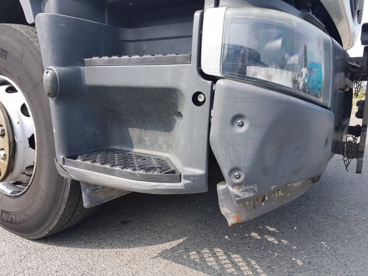 Camion porteur Renault Premium Lander Ampliroll Polybenne 430dxi.26 6x4 BLANC Occasion - 14