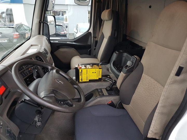 Camion porteur Renault Premium Lander Ampliroll Polybenne 430dxi.26 6x4 BLANC Occasion - 17
