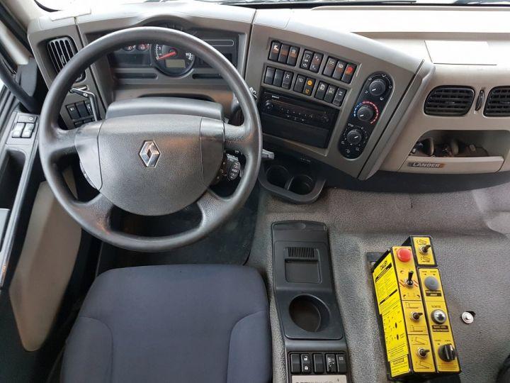 Camion porteur Renault Premium Lander Ampliroll Polybenne 430dxi.26 6x4 BLANC Occasion - 20